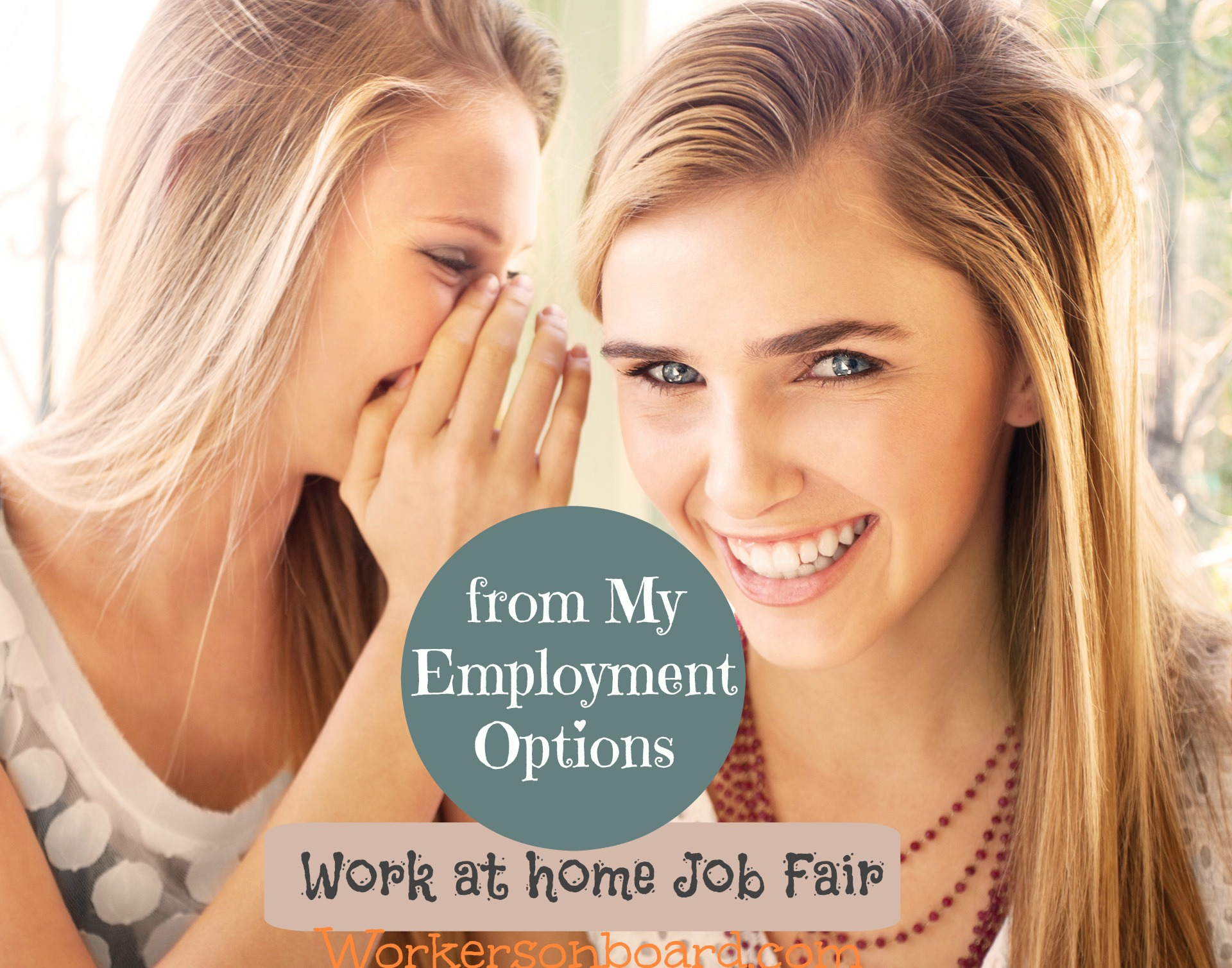 work at home job fair from my employment options workersonboard work at home job fair from my employment options