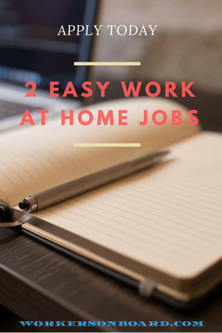 work from home technical writing jobs