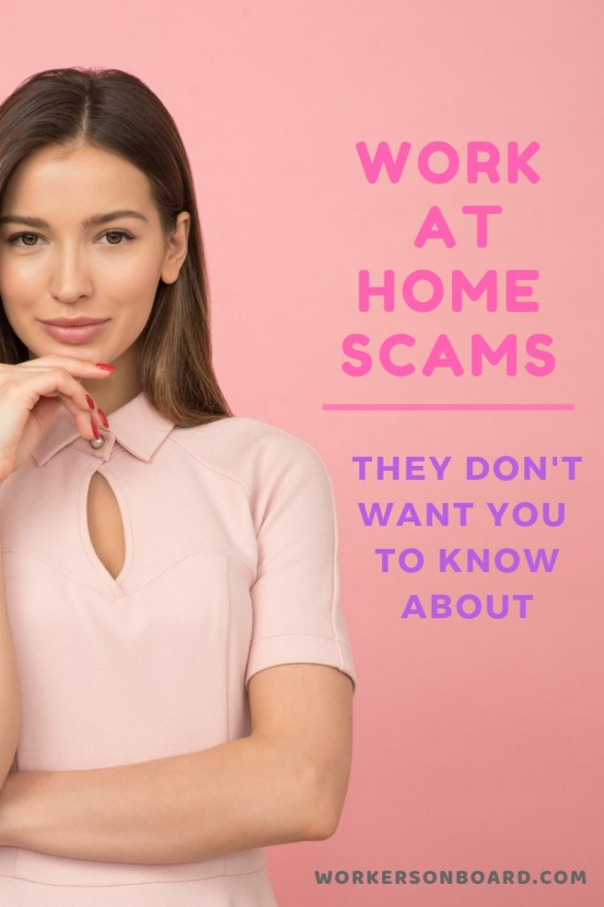 work at home scams they don u0026 39 t want you to know about