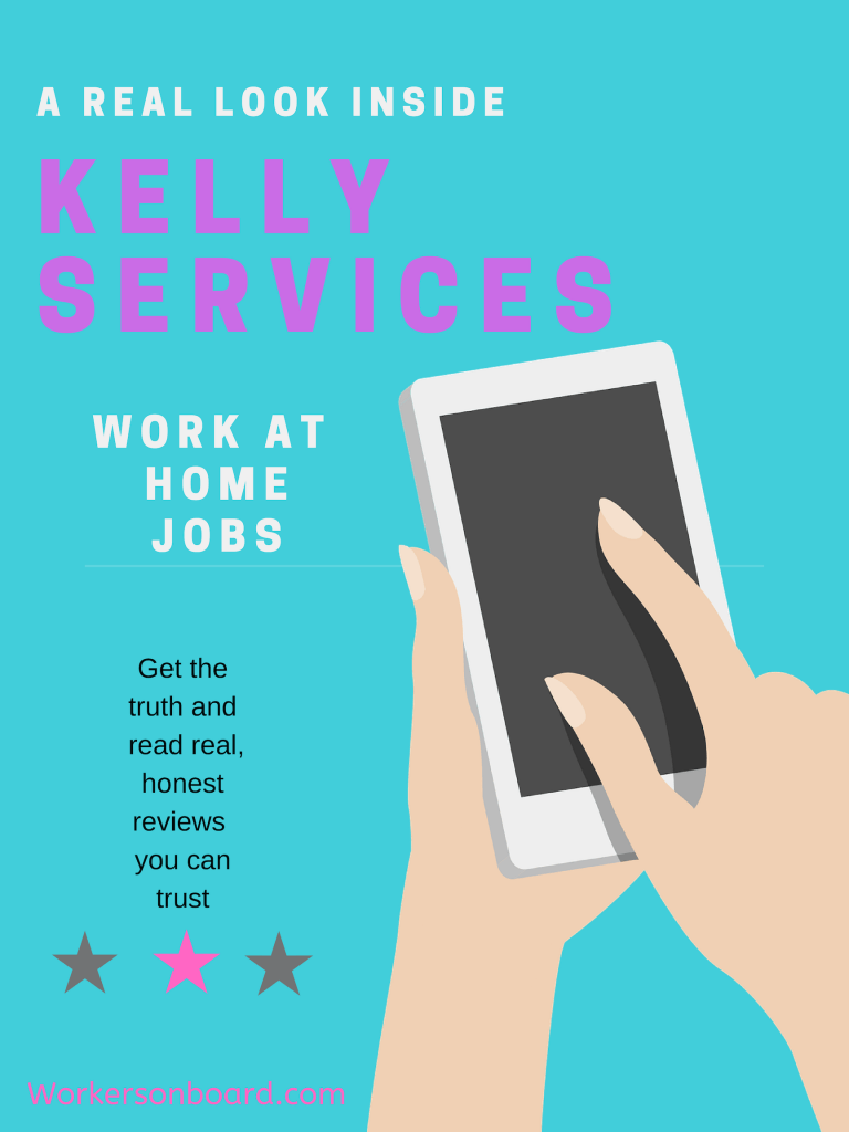 a real look inside kelly services work at home jobs
